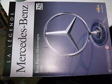 µµ Altaya La legende de Mercedes n°26 Benz Patent Motorwagen 1886
