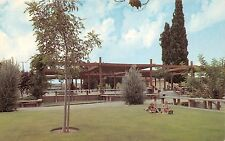 KINGSBURG CALIFORNIA CITY PARK~FAMILY FUN FOR ALL POSTCARD