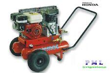 Motocompressore TEB 22/510 HONDA Benzina compressore 510 l/min - 5,5 HP AIRMEC
