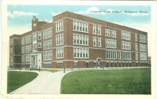 Memphis TN The Central High School 1916