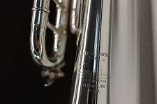 Bach Stradivarius Trumpet 72 Bb Professional PRO Horn with Hard Case VERY NICE