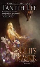 Night's Master (Flat Earth), Lee, Tanith, Good Condition, Book