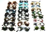 Various Designers 25pcs multicolor Mixed Styles Unisex frame sunglasses Lot