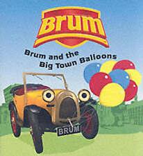 Brum and the Big Town Balloons, Alan Dapre | Paperback Book | Good | 97803408659