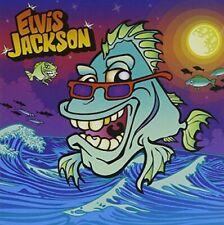 Elvis Jackson Against the gravity (2009) [CD]