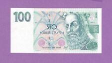 (Ref: A.65) BILLET DE LA REPUBLIQUE TCHEQUE  100 KORUN  (1993) NEUF
