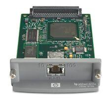 HP JETDIRECT 620N J7934A SCHEDA DI RETE PLOTTER  HP DESIGNJET 500