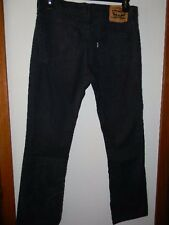 MEN'S LEVI'S 514 TWILL JEANS- SIZE 34 X 30 ~ EUC - 100 %COTTON ~NAVY BLUE