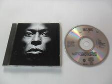Miles Davis - Tutu (CD 1986) Germany Pressing