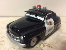 Disney Pixar Cars ORIGINAL DISNEY STORE Sheriff  - NEW Loose