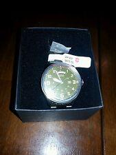 Swiss Army Men's Watch Victorinox Model 241291 Infantry Vintage Brand New