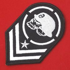*1PC. METAL MULISHA ARMY SERGEANT STUNT TEAM EMBROIDERED IRON ON PATCH BADGE ARM