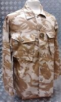 Genuine British Army Issue Desert DPM Light Weight Tropical Jacket - NEW