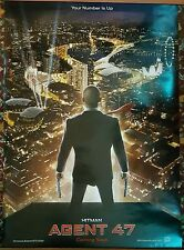 HITMAN AGENT 47 Movie Poster 27x40 DS Authentic Advance Version
