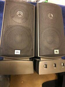 JBL Media 200 Ultra Hi Performance Multimedia Computer PC 20 Watt Speakers