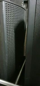 """8 x Contour 15 Inch and 2"""" Horn Speakers with Roadcases - Biampable"""