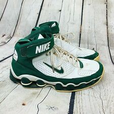 Nike Shox Basketball Sneakers Shoes size 11.5 Green 311738 131 Perforated 2005