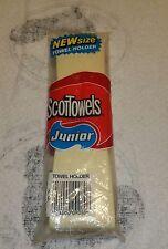 ScotTowels Junior Paper Towel Holder With Hardware Vintage 1983