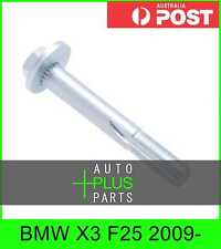 Fits BMW X3 F25 2009- - Cam Camber Adjustment Bolt / Plate