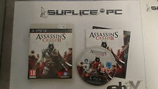 ASSASIN'S CREED II 2 (AVEC NOTICE) - PS3 - JEU FR
