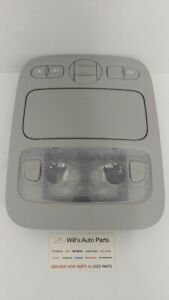 GENUINE OVERHEAD CONSOLE With DOOR SWITCH SUITS KIA GRAND CARNIVAL 2006-2014