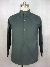 WW2 Italy Italian Camicia M33  Mod. 1933 Cotton Service Shirt Gray Green