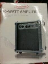10-WATT AMPLIFIER