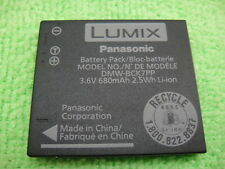 GENUINE PANASONIC DMW-BCK7PP BATTERY FP5-FP7-FH24-FH25-TS20 S3