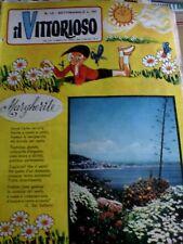 Il Vittorioso 13 1960 Duello a Canterbury - Tosi