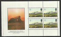 Individual Panes from DX16 / DB5(16) 1994 Northern Ireland Prestige Booklet