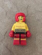 Lego Mini Figure Boxer