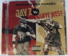 "JAY Z VS KANYE WEST ""BATTLE 4 THA THRONE"""