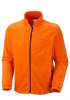 "Columbia Men's ""Fleece Falls half Zip Fleece Sweaters Jacket size Large NWT"