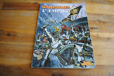 Livre WARHAMMER L'EMPIRE (Version Française / Games Workshop)