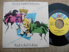 Electric Light Orchestra ‎– Rock 'n' Roll Is King - 45 giri