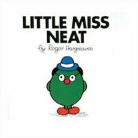 Little Miss Neat (Little Miss Library) by Roger Hargreaves, Paperback Used Book,