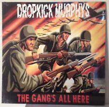 SEALED Dropkick Murphys 1999 The Gang's All Here LP Hellcat 80413 Punk REISSUE