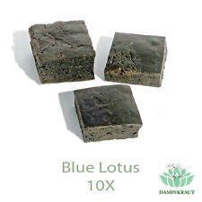 Blauer Lotus HARZ-KONZENTRAT 2 Gramm (Nymphaea caerulea - Blue Lotus Resin)