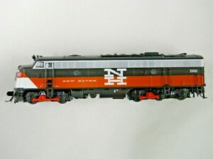 Rapido N Scale FL9 Diesel New Haven #2001 15009 Brand New in OB