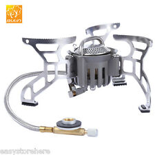 New BULIN BL100 - T4 - A Outdoor Camping Foldable Split Gas Stove Picnic Burner