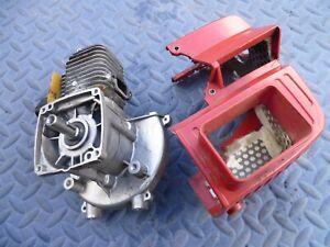 MANTIS TILLER SV-6 2 STROKE PETROL ENGINE.