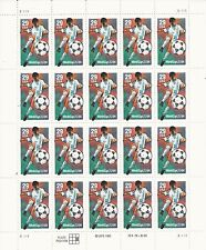 Scott # 2834 - 29 Cent - 1994 World Cup Soccer  - Mint NH Sheet