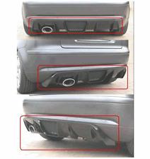 Heckdiffusor Heckansatz Diffusor für Audi A3 8P 3trg 03-08 RE530