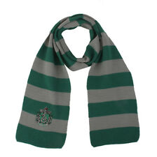 Harry Potter Slytherin House Cosplay Costume Soft Warm Wool Knit Scarf Wrap