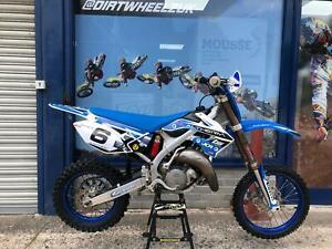 2016 TM Racing 85 MX *IMMACULATE* Dirt Wheelz UK 01443 835 203 TM 85 SX TC MX85