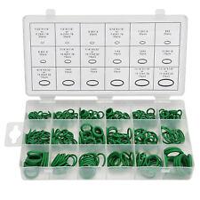 270Pcs Green Metric Rubber O-Ring Washer Assortment Kit Automotive Seal Tools