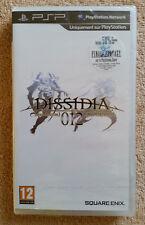 Final Fantasy Dissidia PSP /  neuf blister . Pal Full Fr