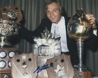 GUY LAFLEUR SIGNED AUTOGRAPH MONTREAL CANADIENS 8X10 PHOTO  PROOF #4