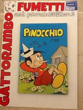 Pinocchio N.36 Anno 77 Edicola