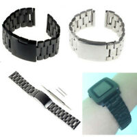 Stainless Steel Metal Watch Band Bracelet for Pebble Time Watch 501 22mm